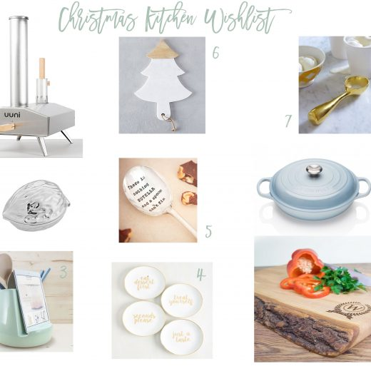 Christmas Kitchen Wishlist