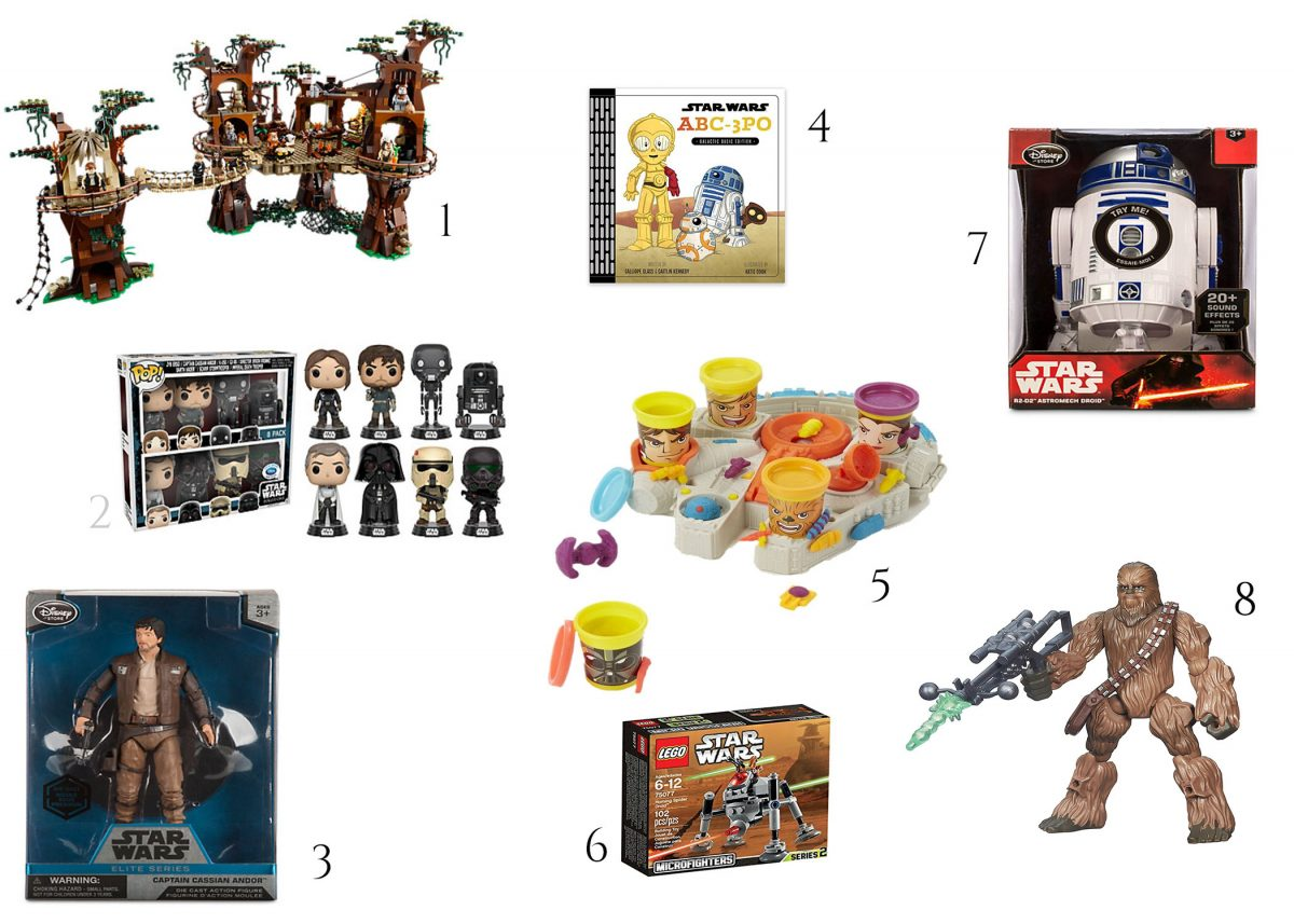 star wars gift guide rogue one