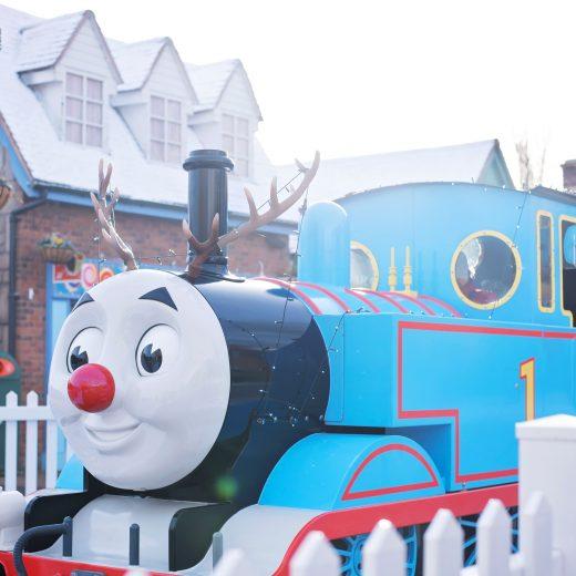 Magical Christmas at Drayton Manor Park Thomas Land