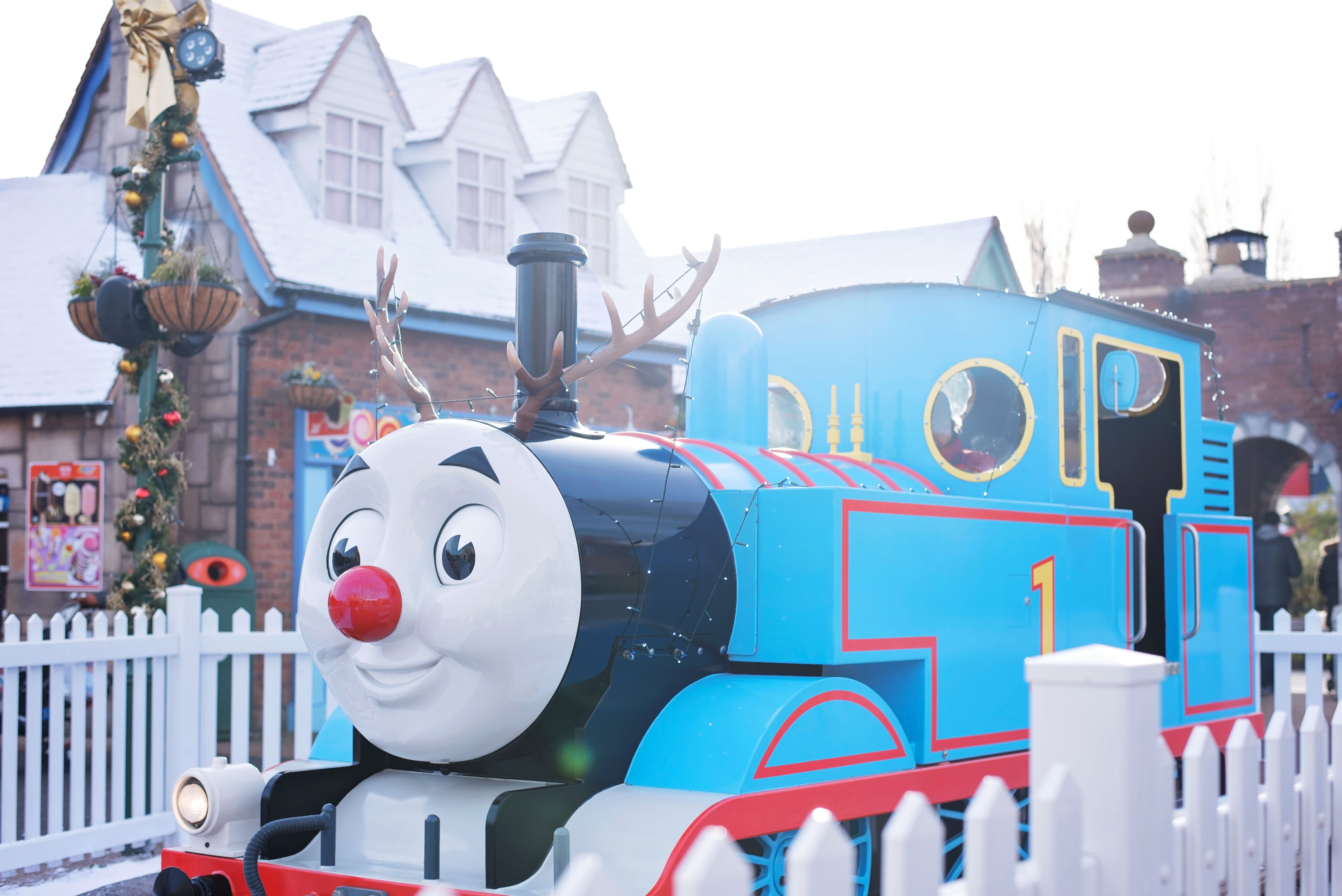 Magical Christmas at Drayton Manor Park Thomas Land