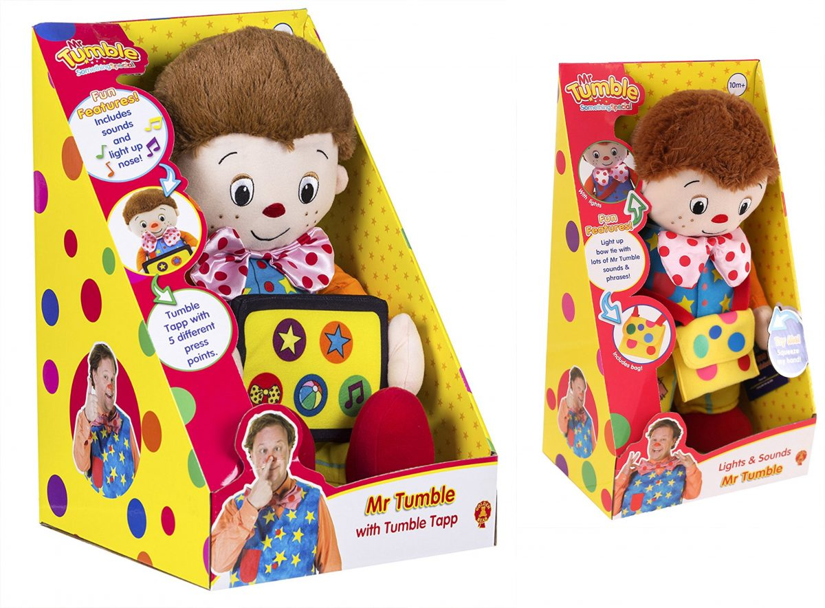 Something special Mr. Tumble toys