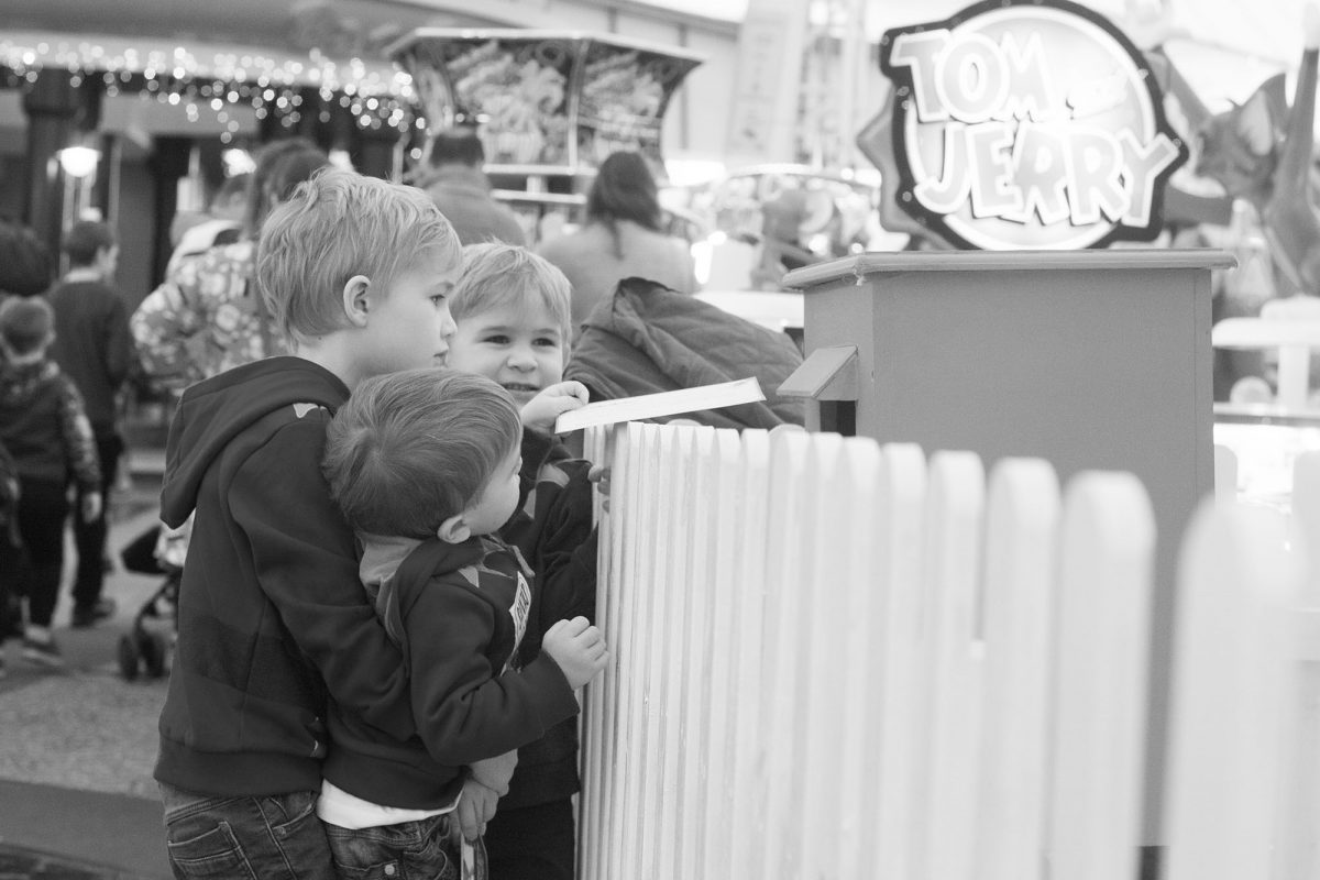 Christmas Experience at Butlins
