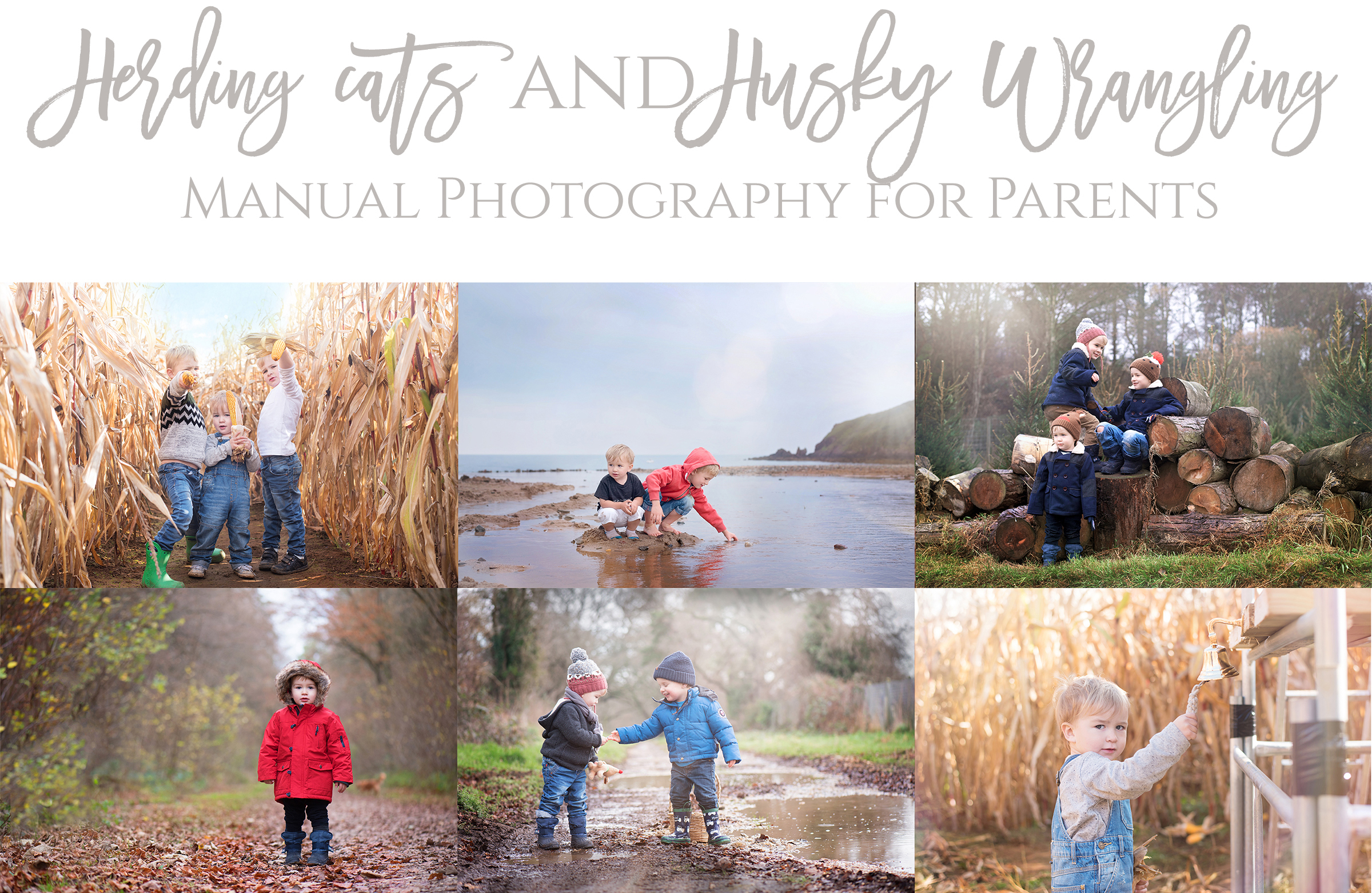 ONLINE MANUAL PHOTOGRAPHY COURSE FOR PARENTS