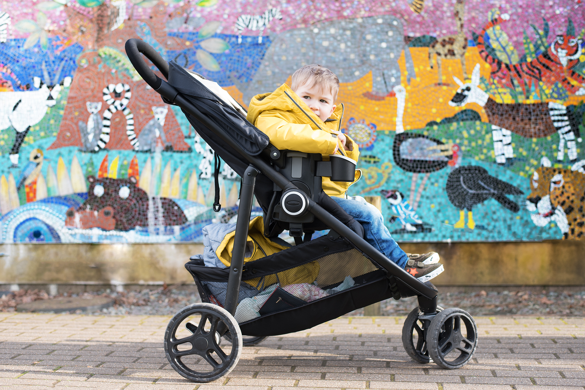 GRACO 3 MODES LITE STROLLER REVIEW