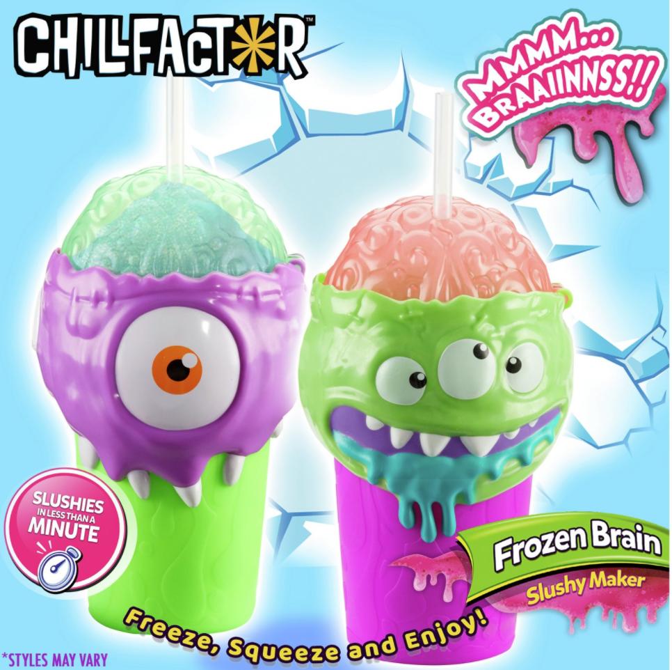 chiilfactor slushy brain