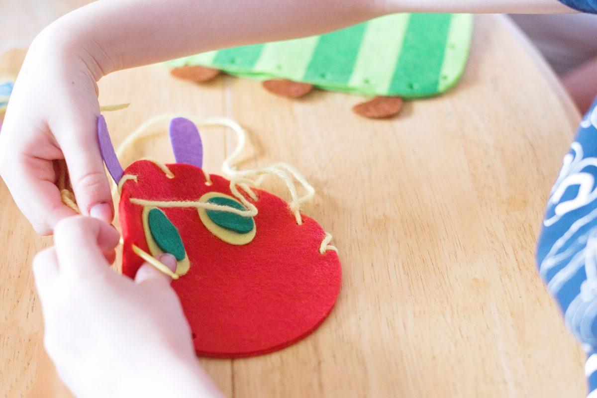 hungry caterpillar eric carle crafts