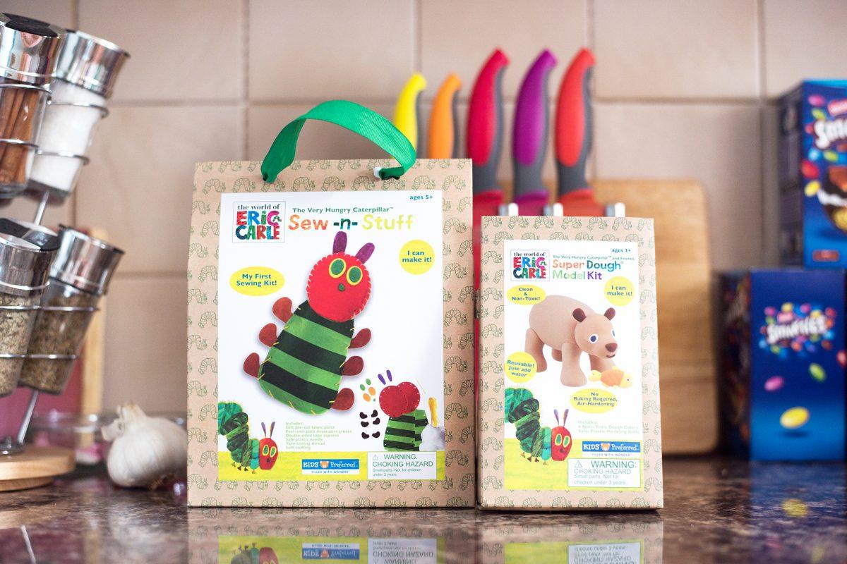 very hungry caterpillar eric carle crafts