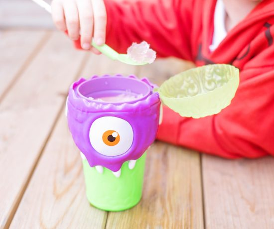 chillfactor slushy maker brain monster