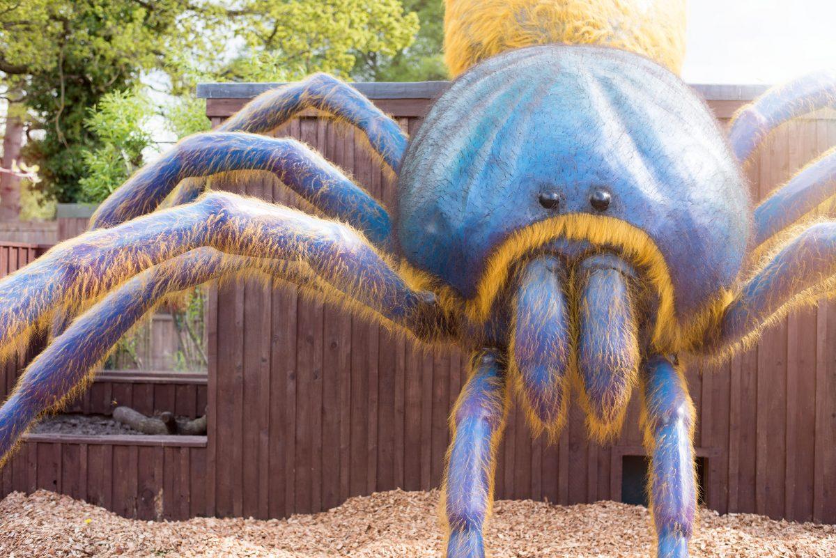 Longleat Safari Park Marvellous Monsters