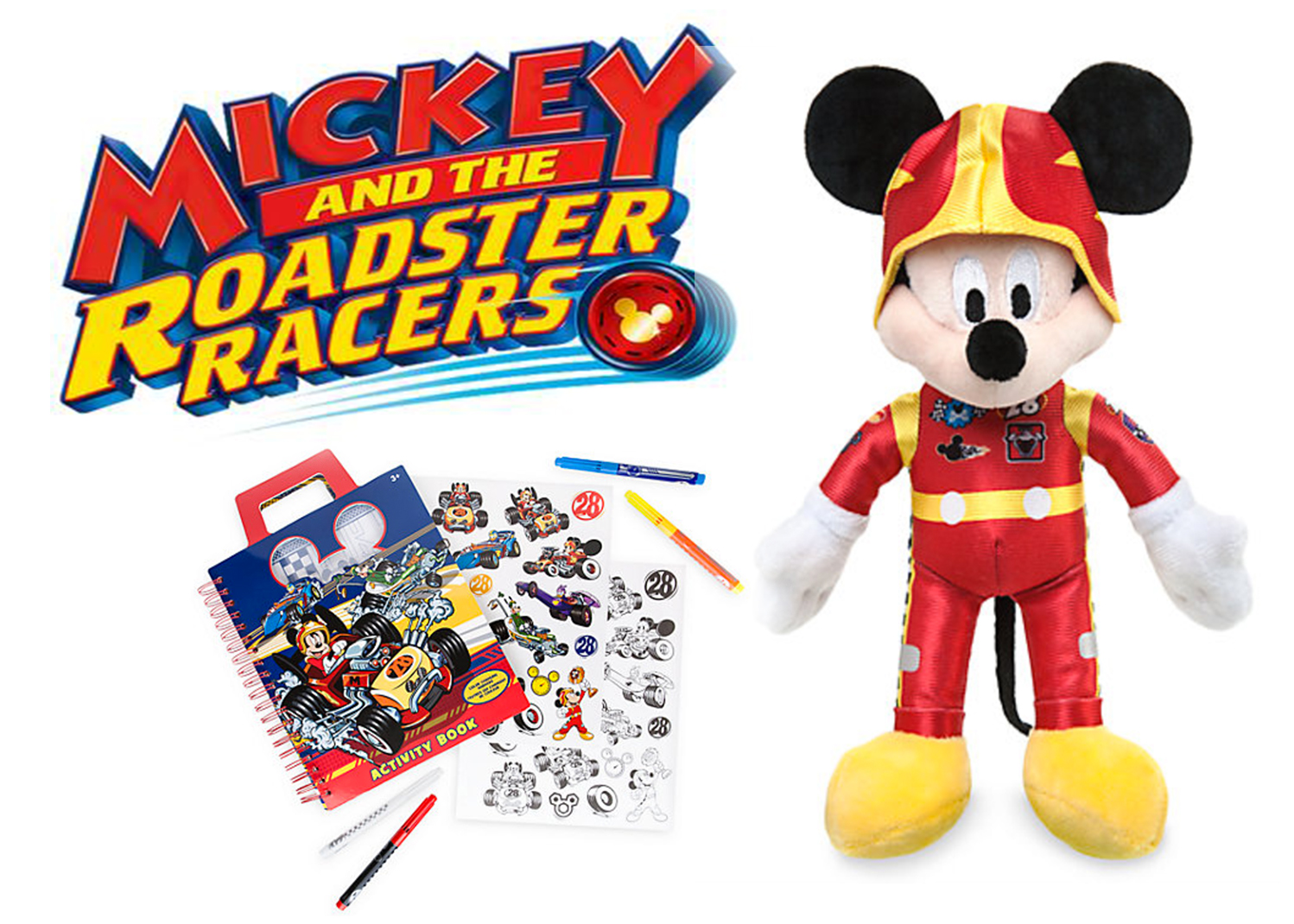 DISNEY'S MICKEY AND THE ROADSTER RACERS GIVEAWAY