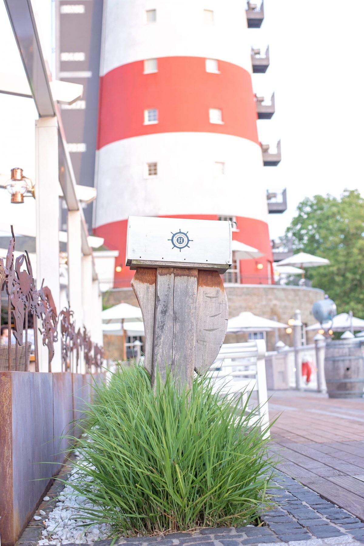 Harborside Restaurant Bell Rock Hotel Europa Park