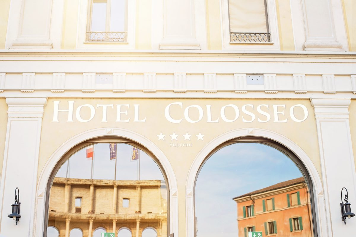 Hotel Colloseo, Europa-Park