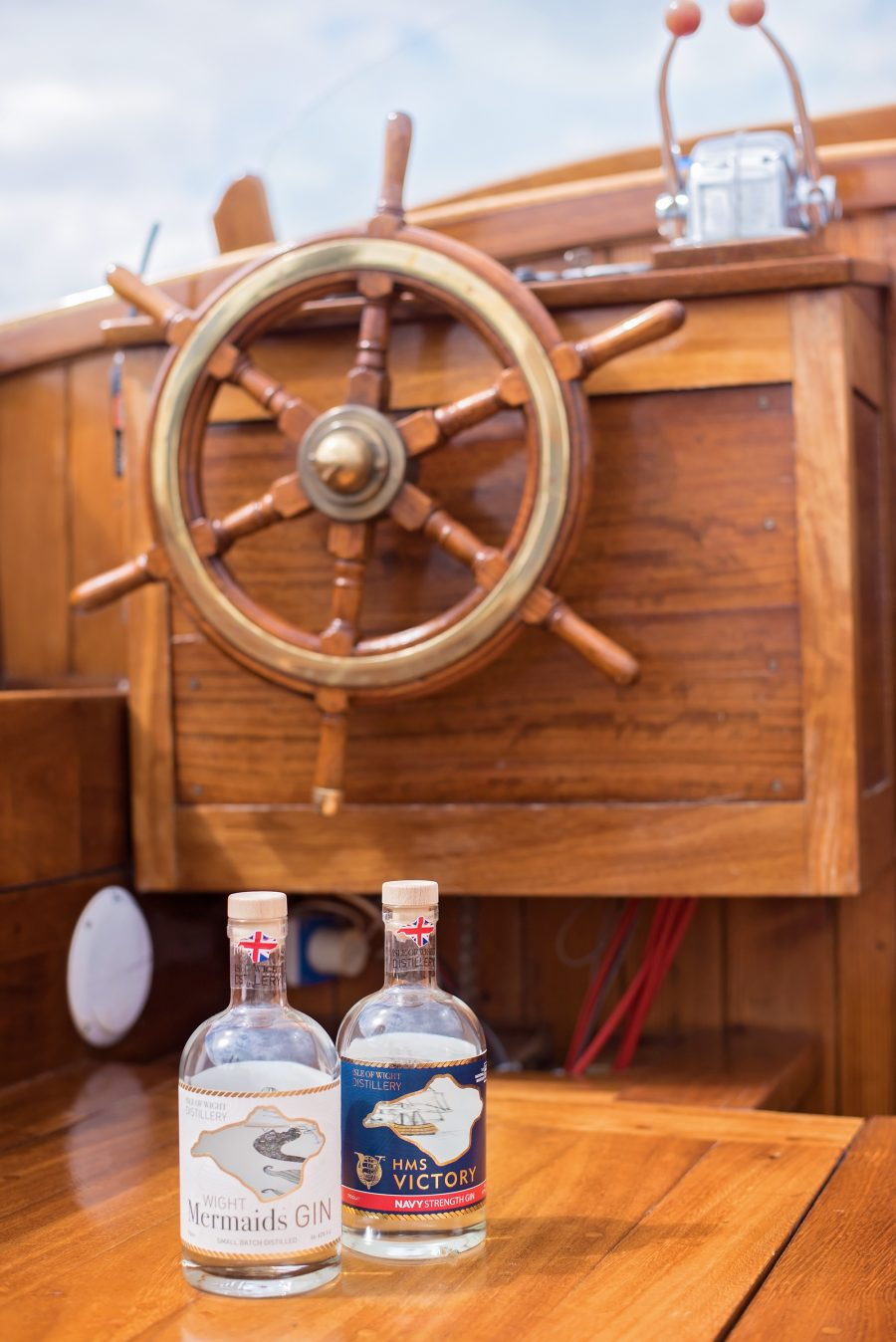 Red Letter Days Gin Cruise Isle of Wight Distillery Blue Box Experiences