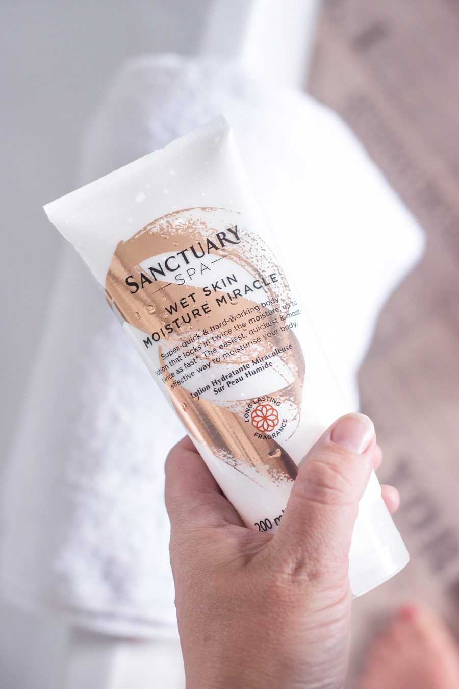 Sanctuary Wet Skin Moisture Miracle