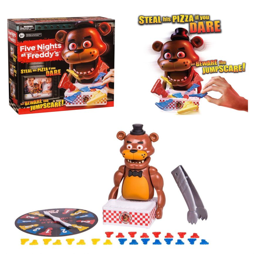 Five Nights At Freddy's Jumpscare Game Freddy Fazbear Pizzeria