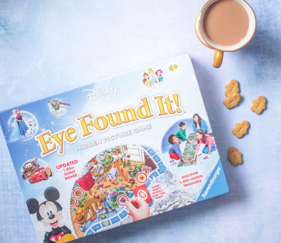 Eye Found It Disney Game