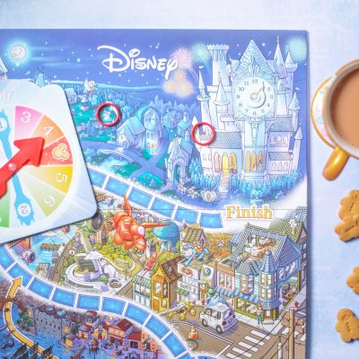 "DISNEY ""EYE FOUND IT"" BOARD GAME REVIEW"