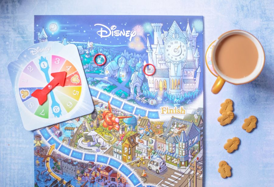 Disney Eye Found It Board Game