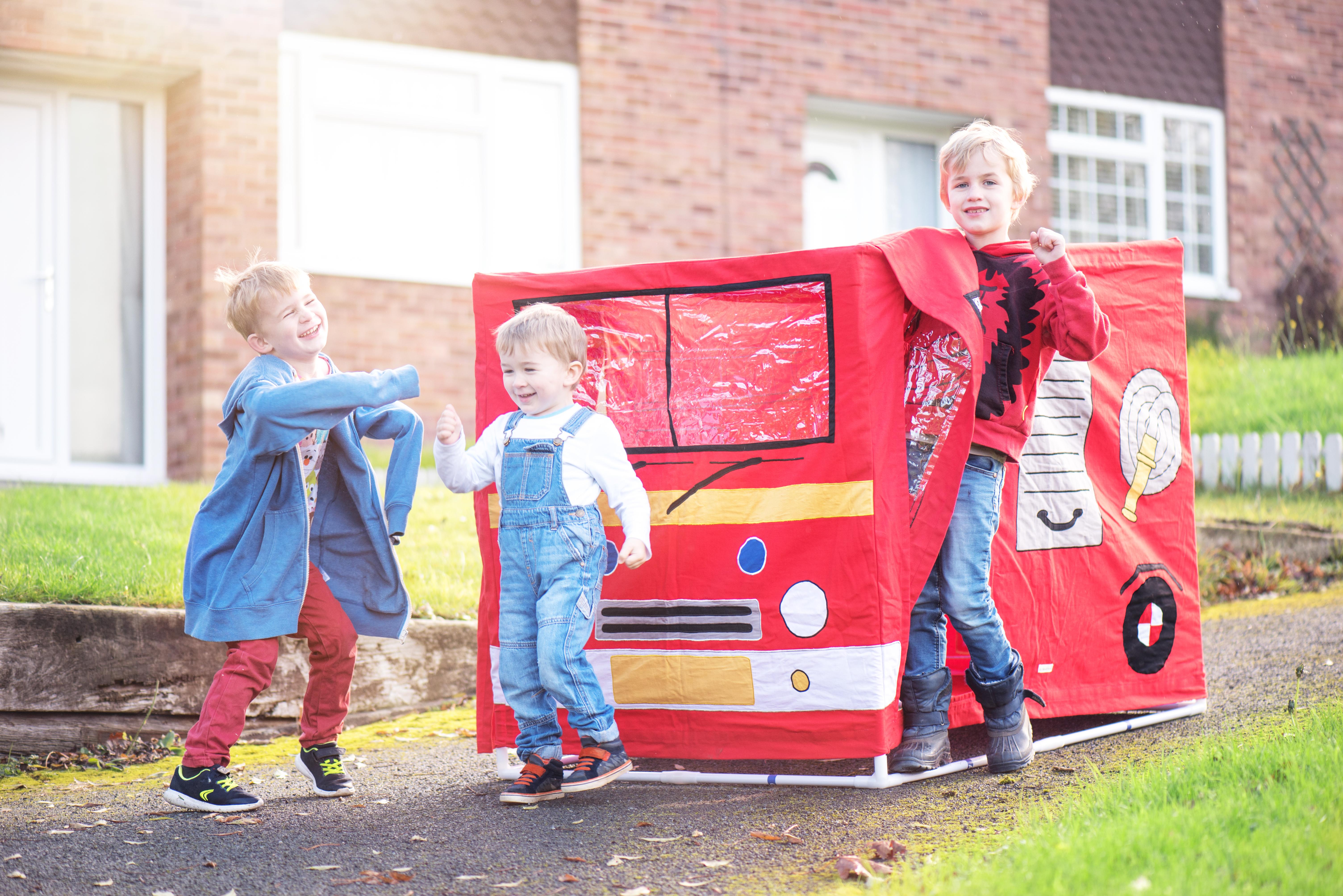 kiddiewinkles play tent