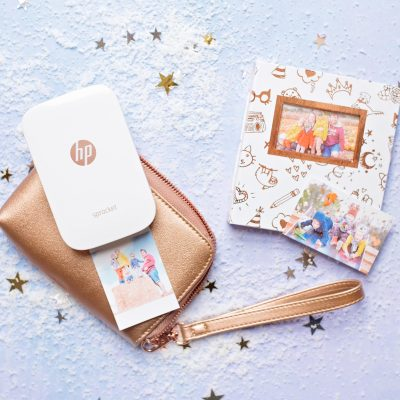 DON'T FEAR THE HUMMINGBIRD… THE HP SPROCKET PHOTO PRINTER LIMITED EDITION BUNDLE REVIEW
