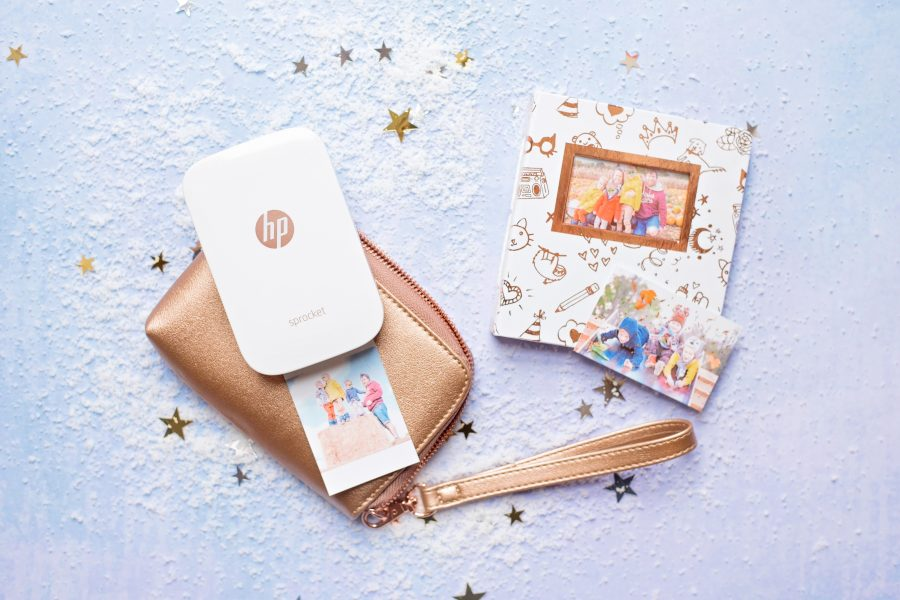 HP Sprocket Photo Printer Limited Edition GIft Set Review