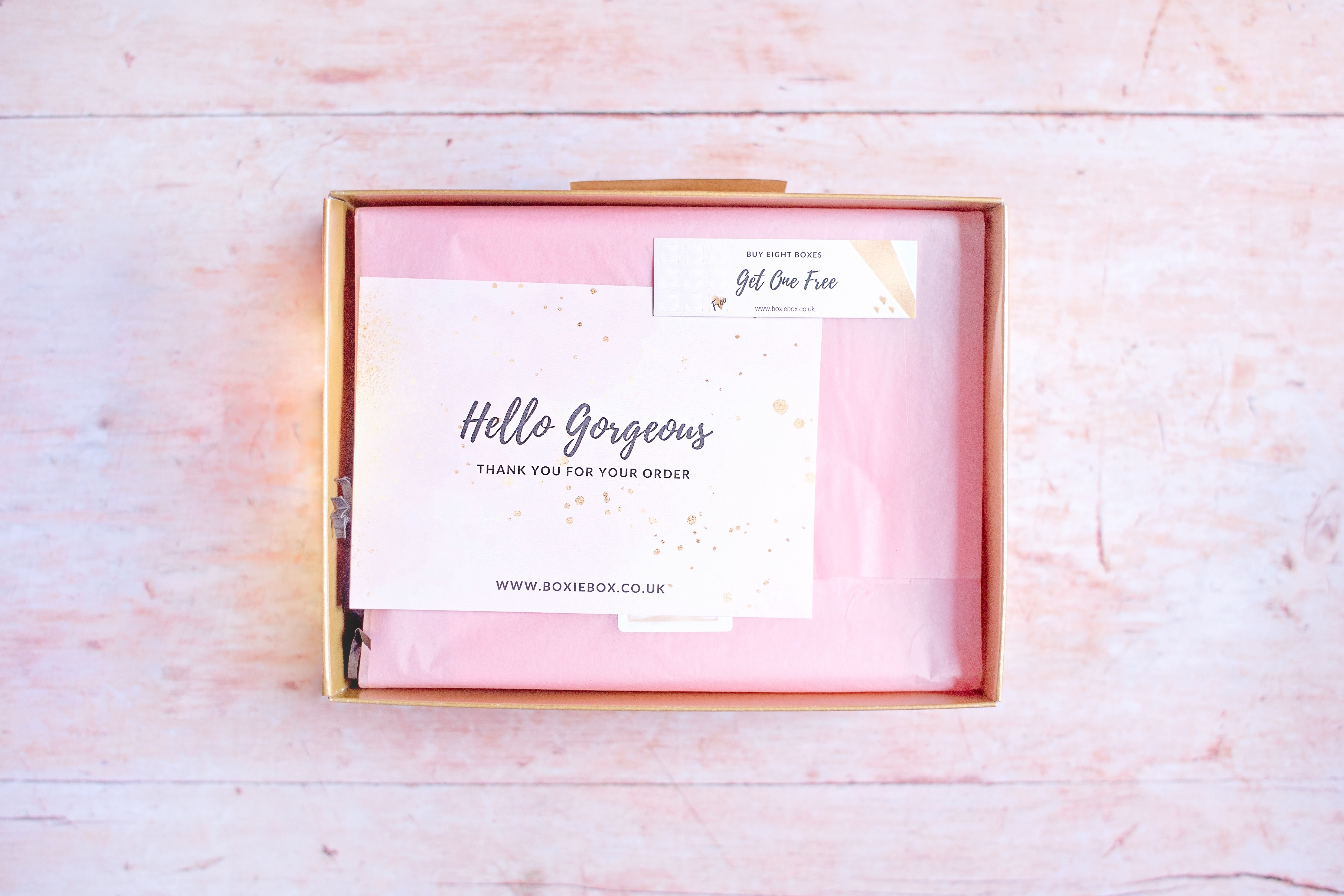 BOXIE BOX UNBOXING