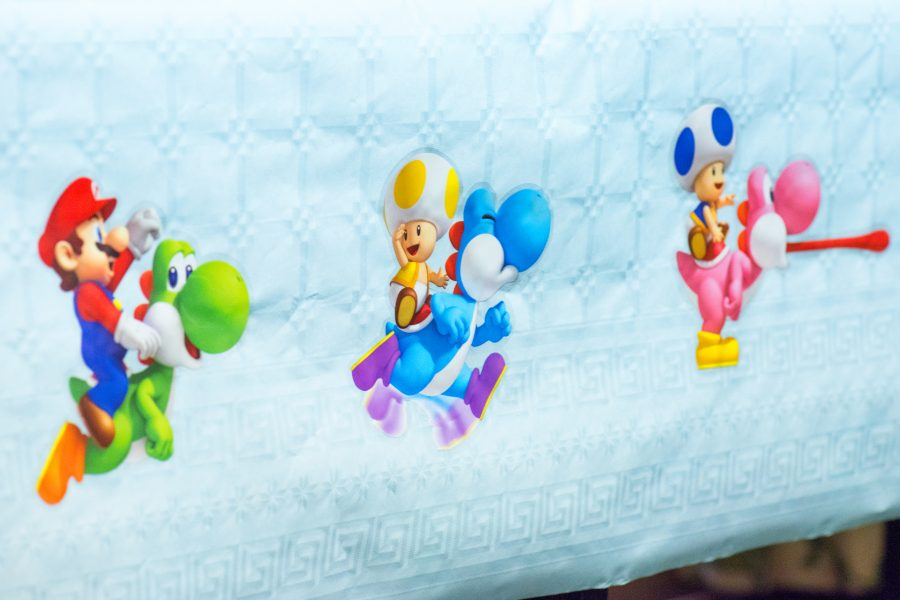 Yoshis Wooly World And Mario Bros Party