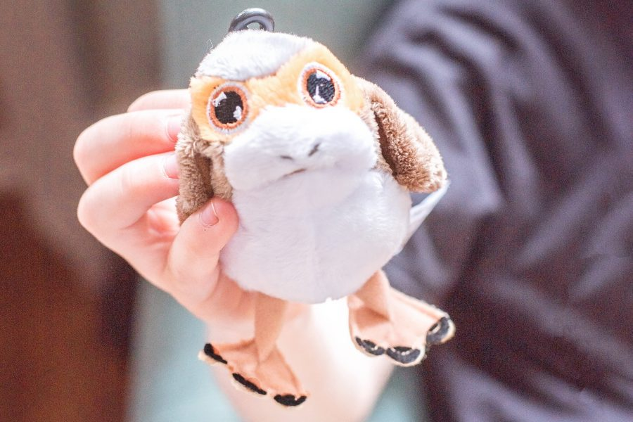Star Wars Last Jedi Porg Plush