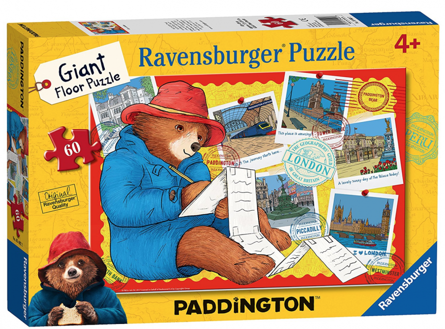 Paddington Giant Floor Jigsaw Puzzle