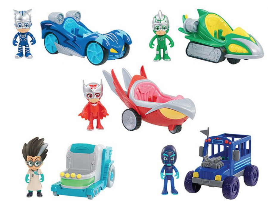PJ Masks Turbo Racers