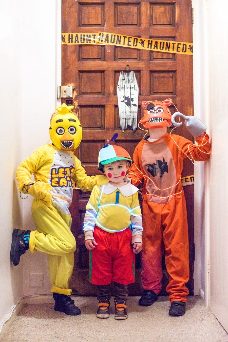 FNAF halloween costumes