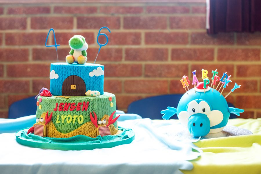 yoshi's wooly world and mario bros party