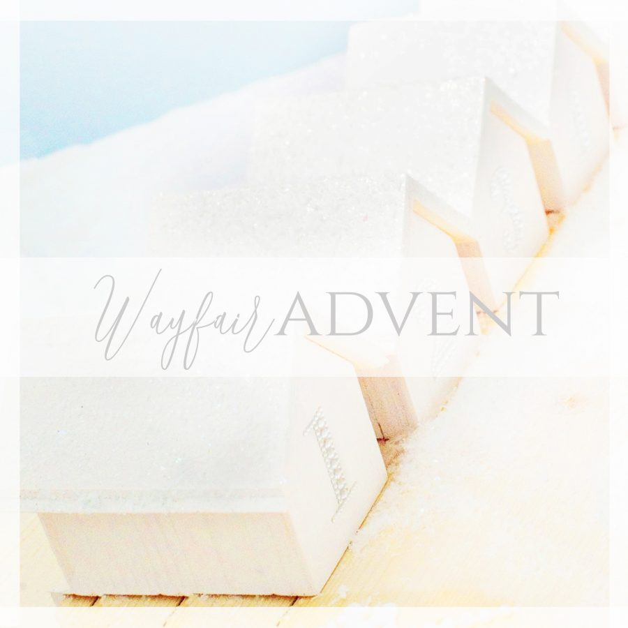 wayfair advent collaboration