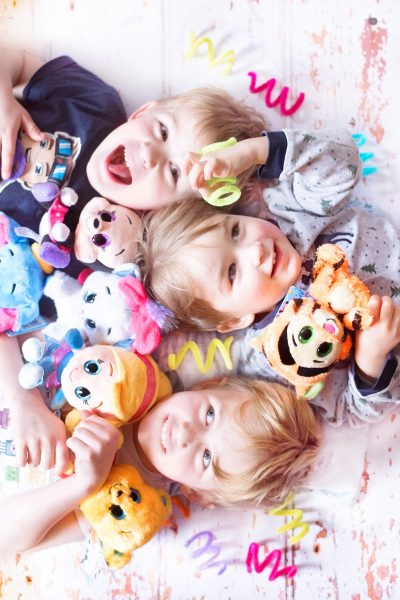 #BuildYourSquad with Disney Plushies