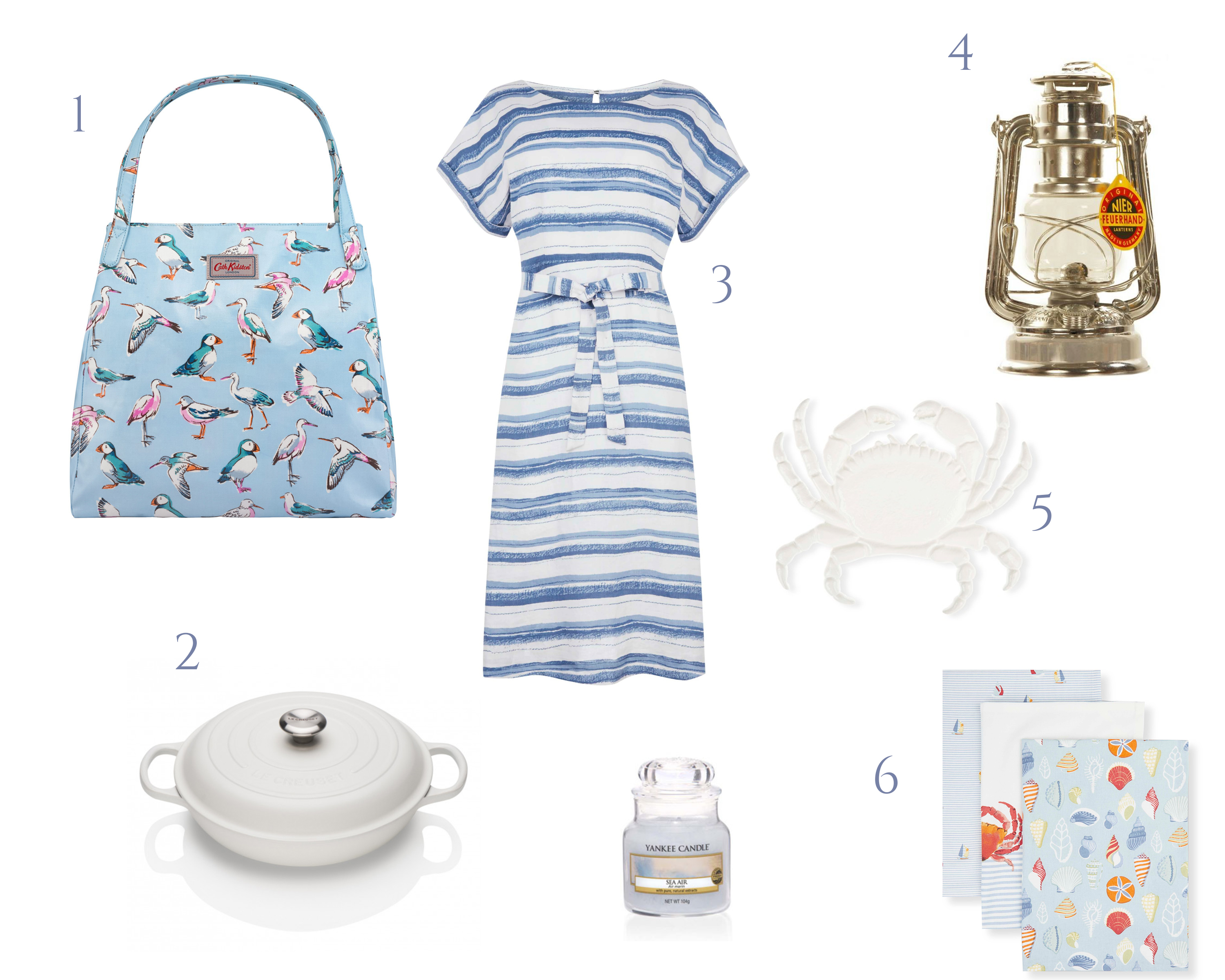 Friday Favourites Le Creuset Cath Kidston Laura Ashley Yankee Candle