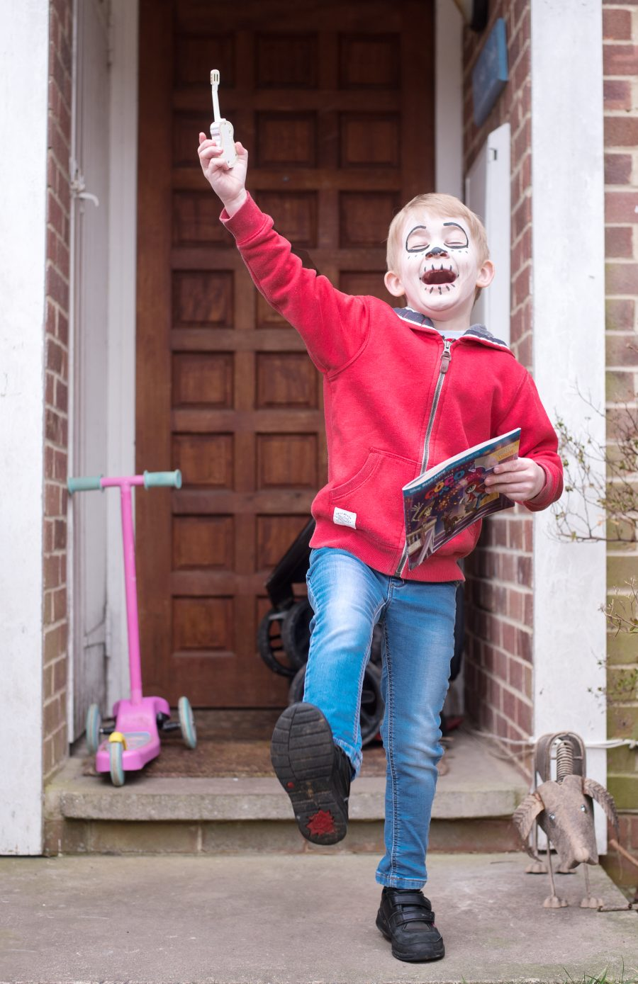 World Book Day Miguel from Disney Pixar Coco