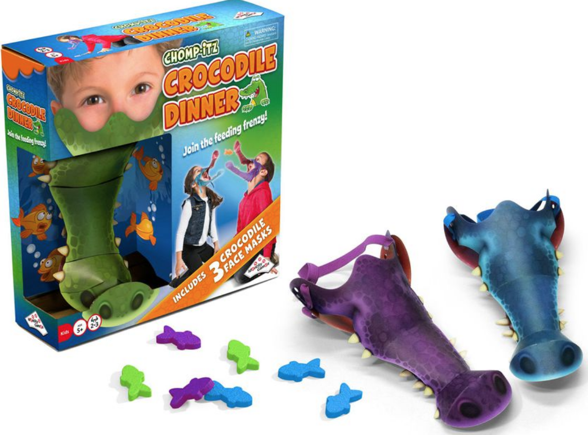 Crocodile Dinner game