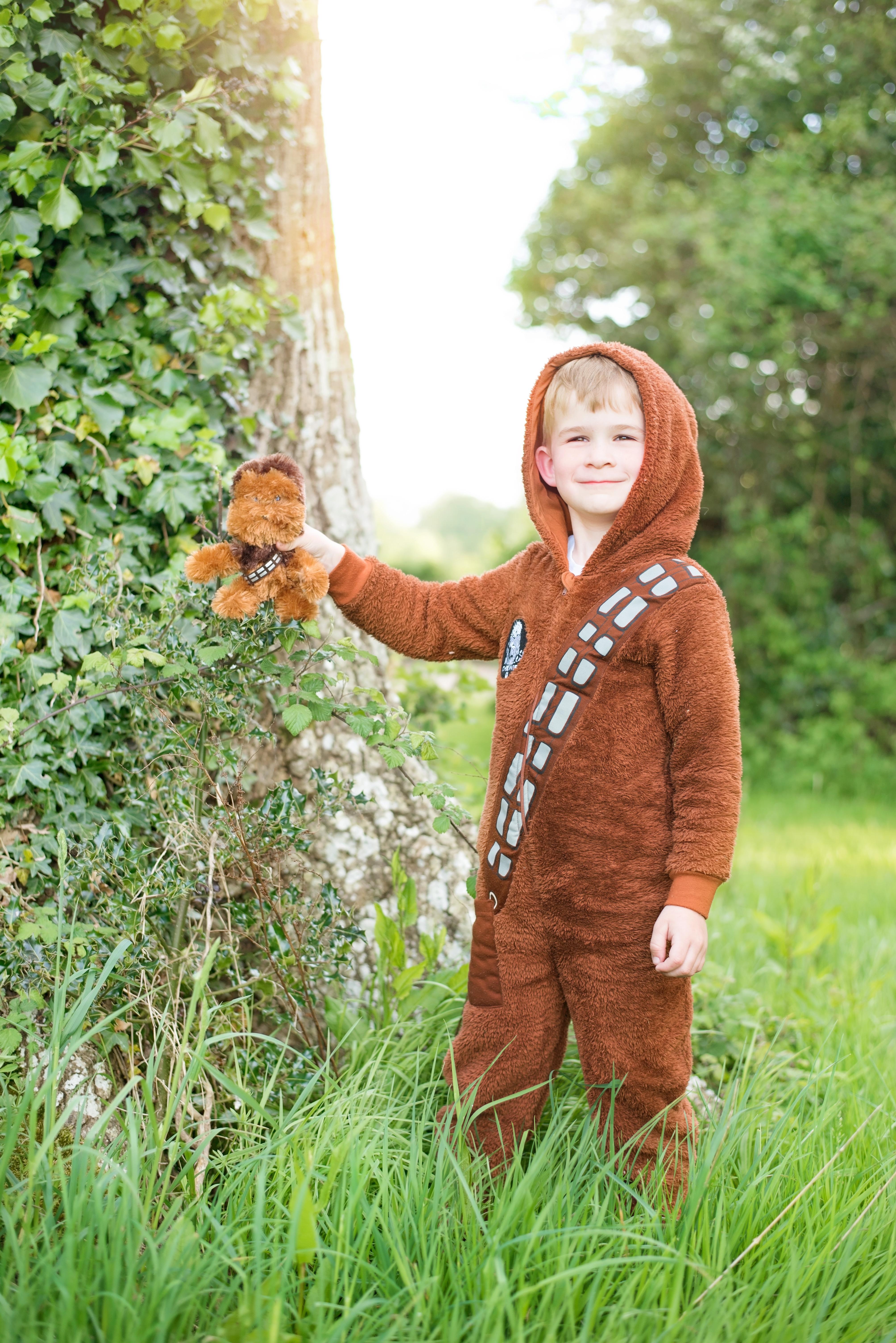 Posh Paws Star Wars Chewbacca plushies r2-d2 yoda