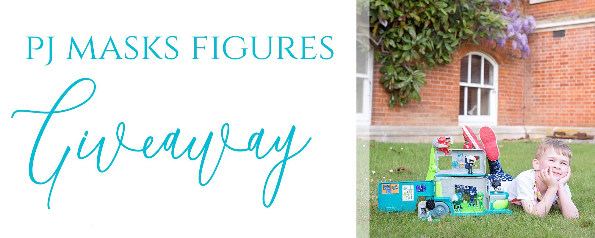 PJ Masks Figures Giveaway