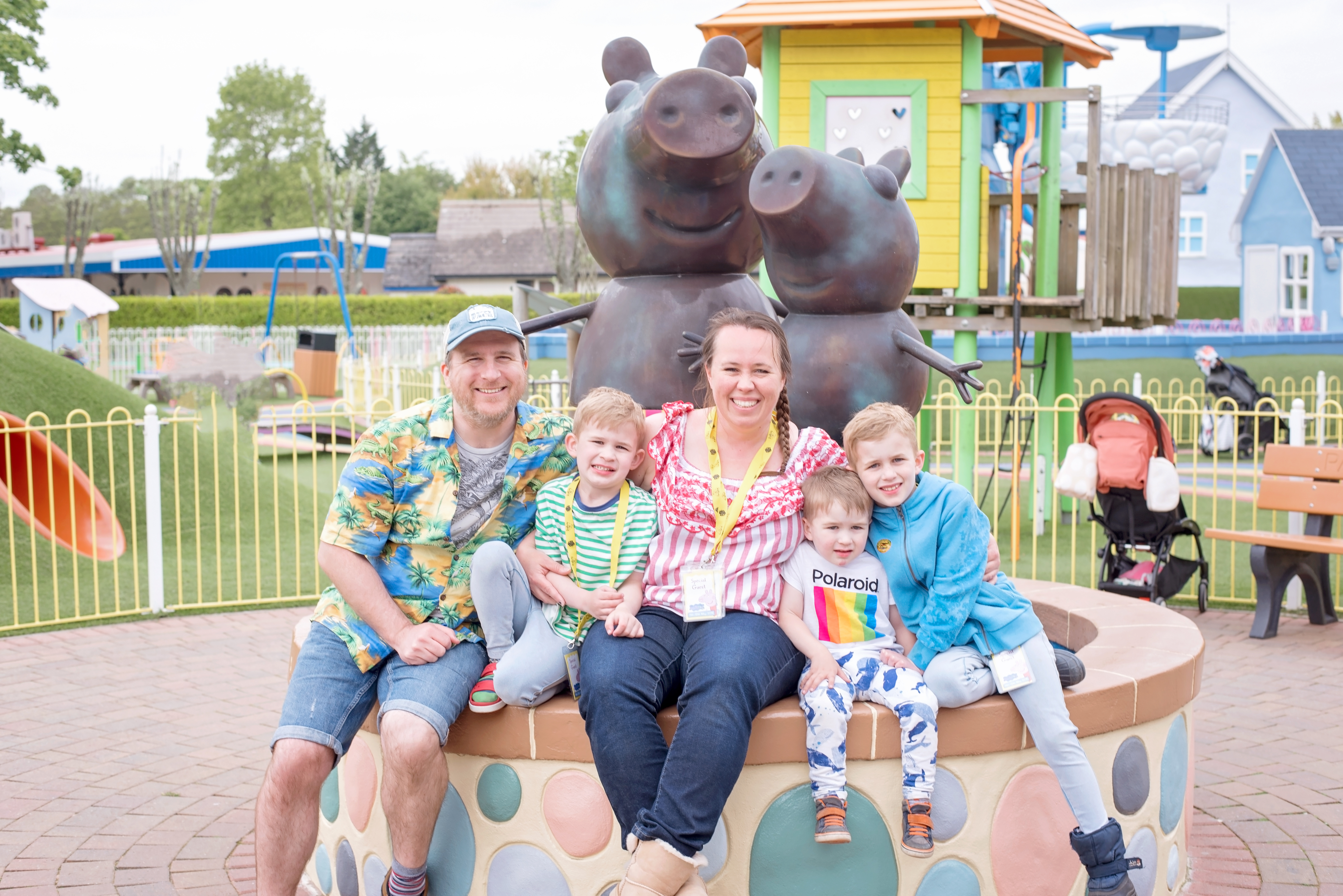 Press Day At The New Peppa Pig World Expansion