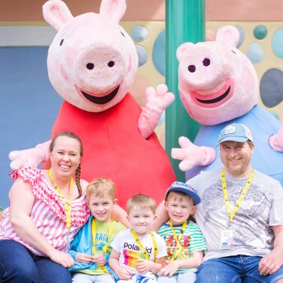 PEPPA PIG TOYS GIVEAWAY