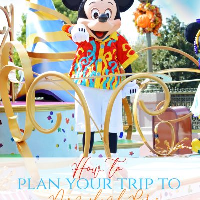 how to plan a holiday trip