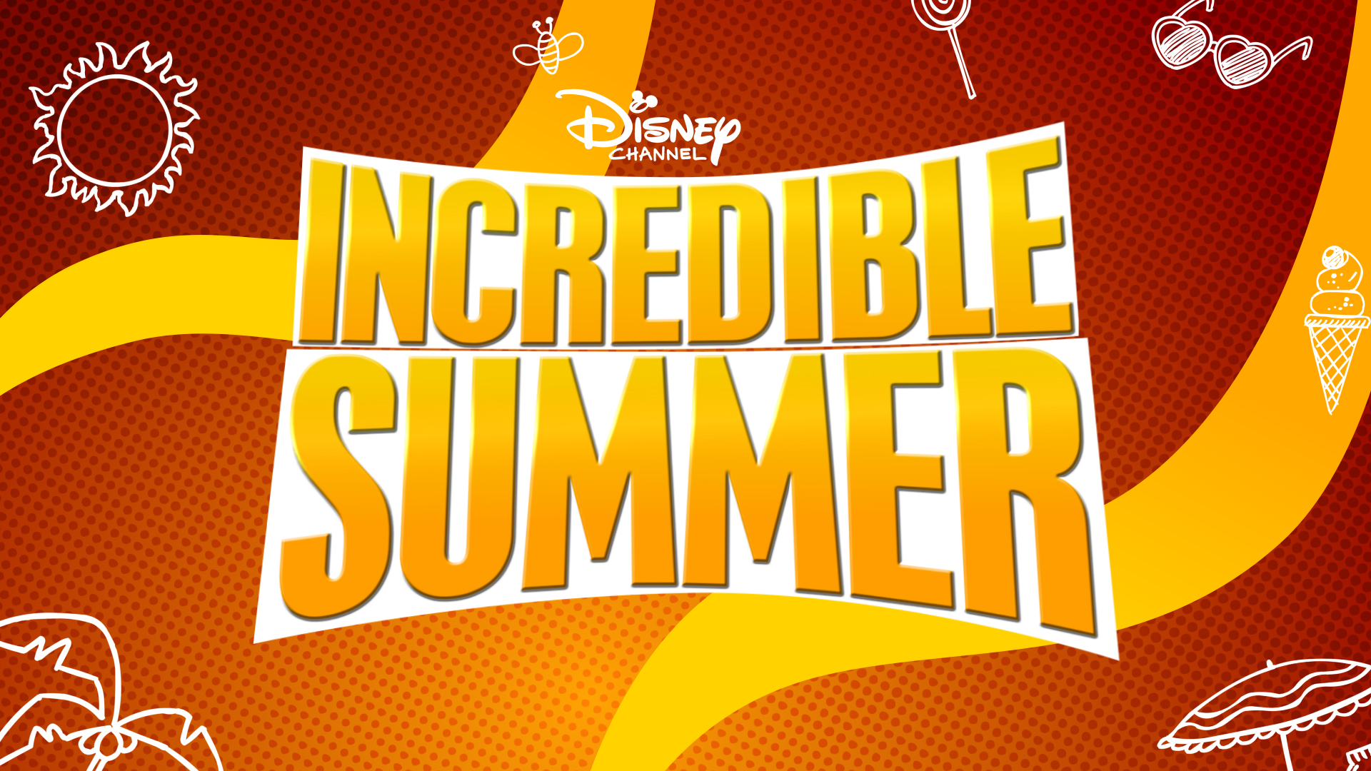 disney channel incredible summer