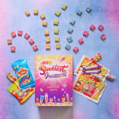 90 YEARS OF SWIZZELS: THE SWEETEST INVENTION