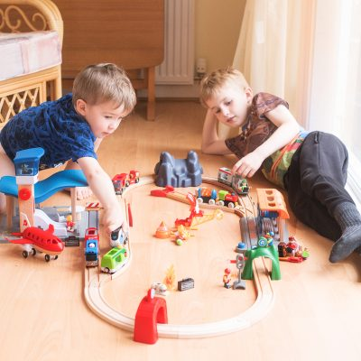 BRIO SMART TECH RANGE: WASHING STATION AND ACTION TUNNELS