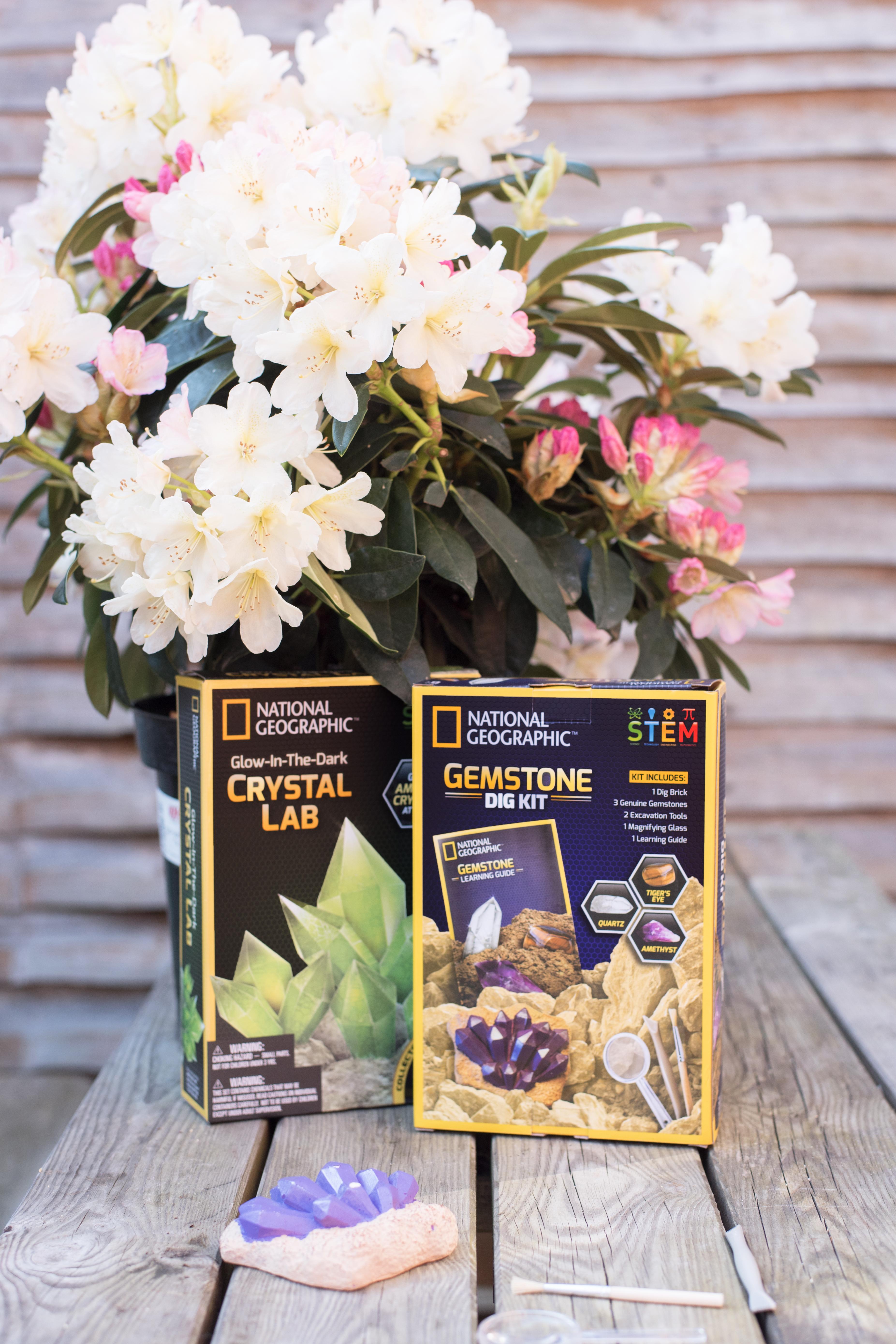 bandai National Geographic Science Kits