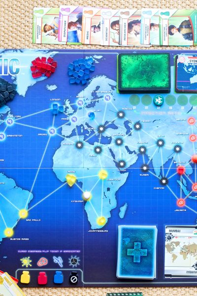 Pandemic Drinking Game