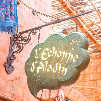Disneyland Paris Agrabah cafe