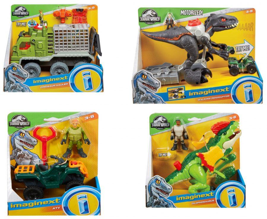 Imaginext Dc Super Friends Lex Corp Hauler