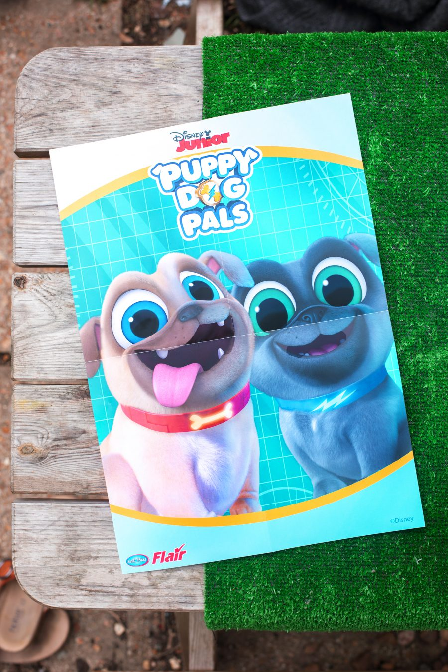 Disney Junior Puppy Dog Pals Party Toys